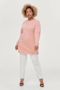 Ellos sweater ANIKE roze, Roze