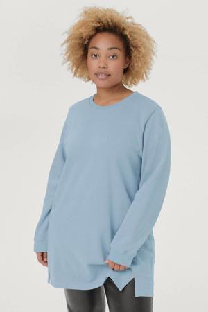 sweater ANIKE lichtblauw