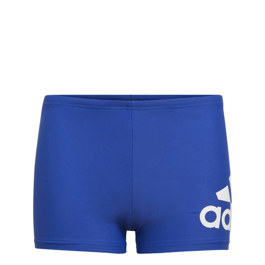 adidas Performance Infinitex zwemboxer blauw, Blauw