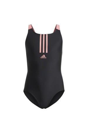 Infinitex sportbadpak zwart/roze