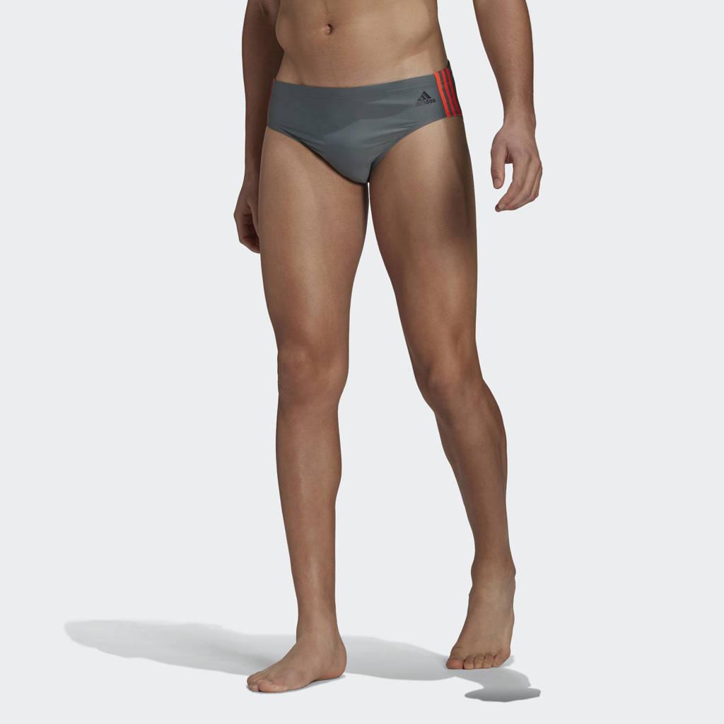 adidas Performance Infinitex zwembroek grijs, Grijs