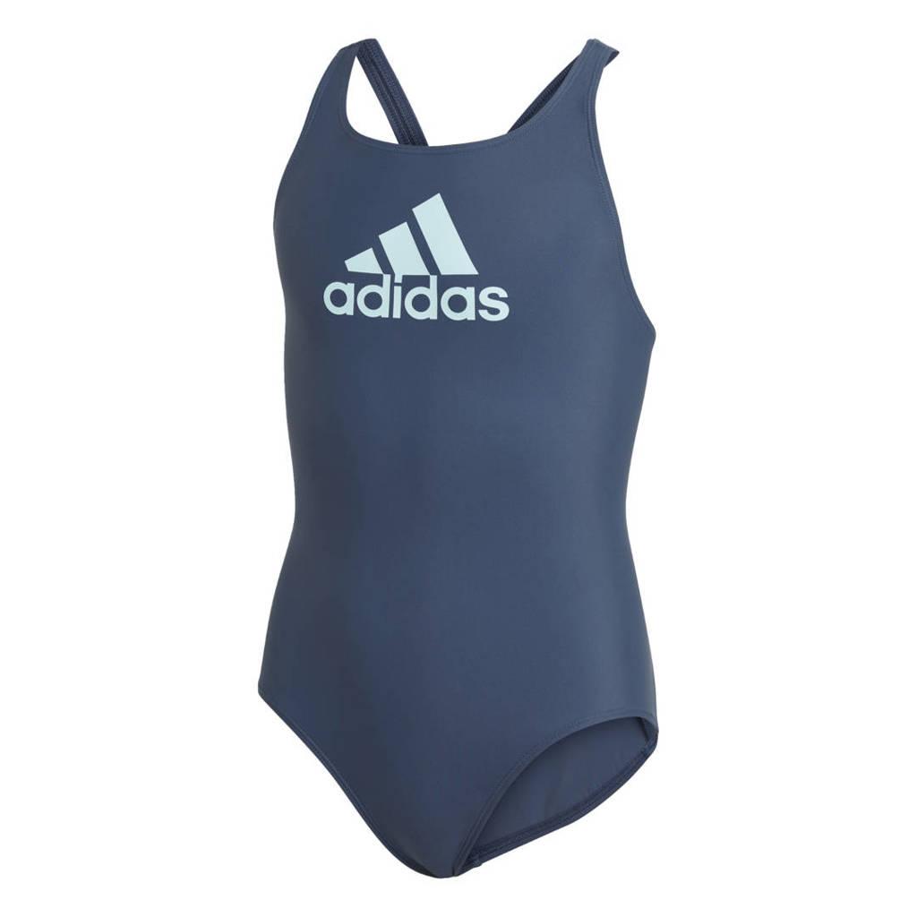 adidas Performance Infinitex sportbadpak donkerblauw, Donkerblauw