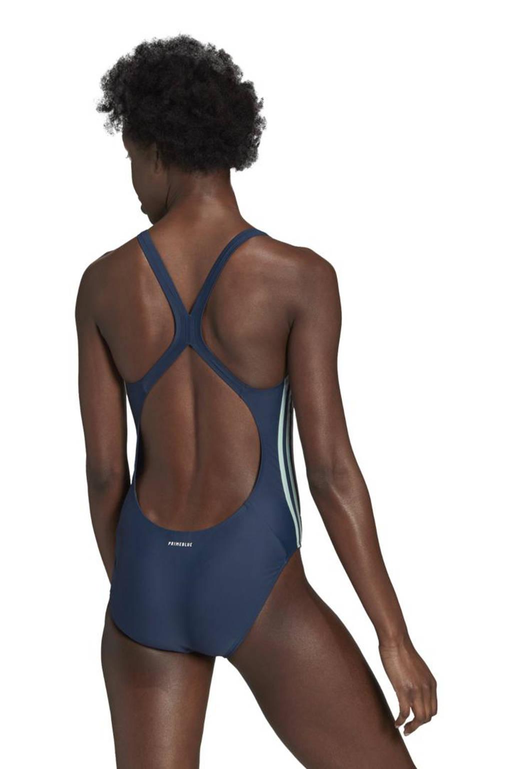 adidas Performance sportbadpak donkerblauw, Donkerblauw