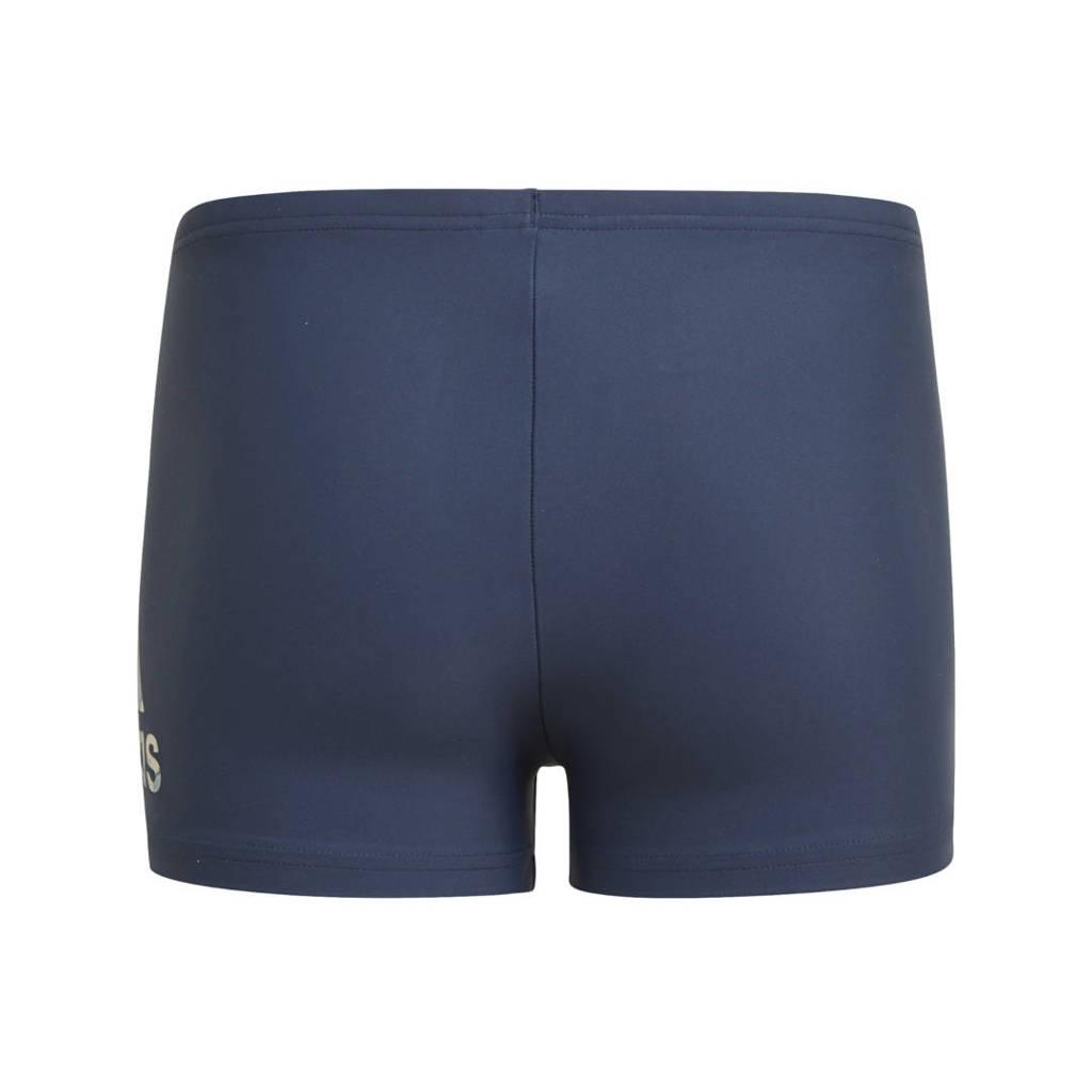 adidas Performance Infinitex zwemboxer donkerblauw, Donkerblauw