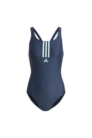 Infinitex sportbadpak donkerblauw