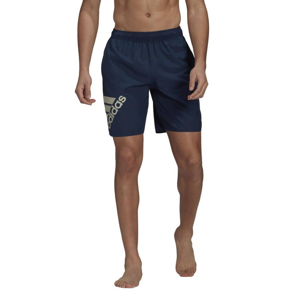 adidas Performance zwemshort donkerblauw, Donkerblauw