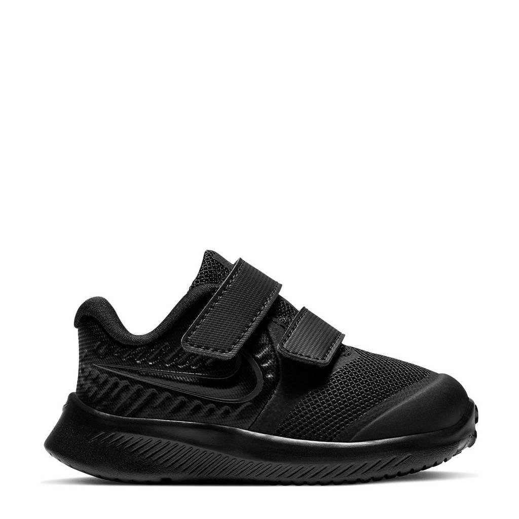 Nike Star Runner 2 sneakers zwart/antraciet, Zwart/grijs