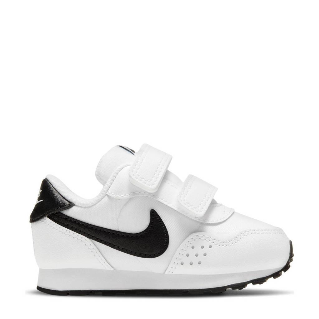 Nike   sneakers wit/zwart, Wit/zwart