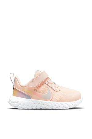 Revolution 5 sneakers oranje/roze/grijs