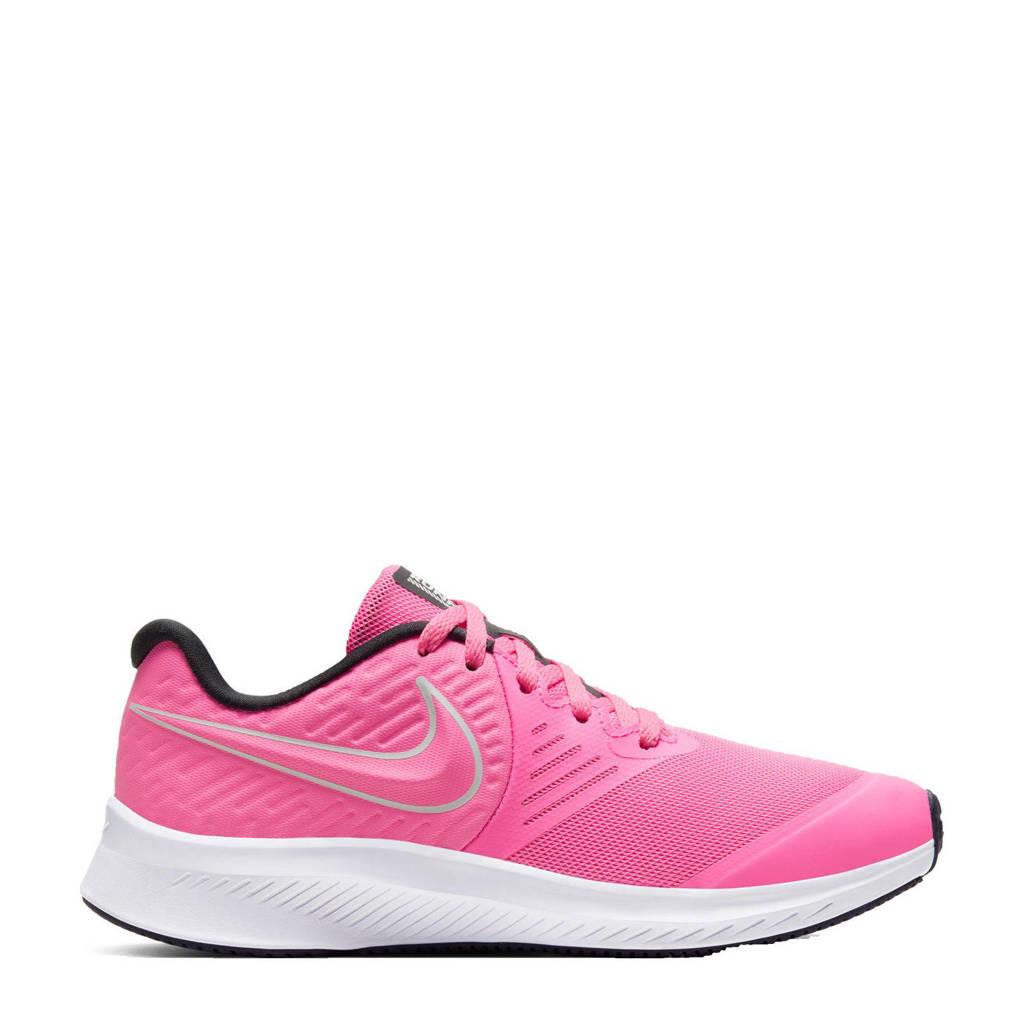 Nike Star Runner 2 sneakers roze/grijs/zwart, Roze/grijs/zwart
