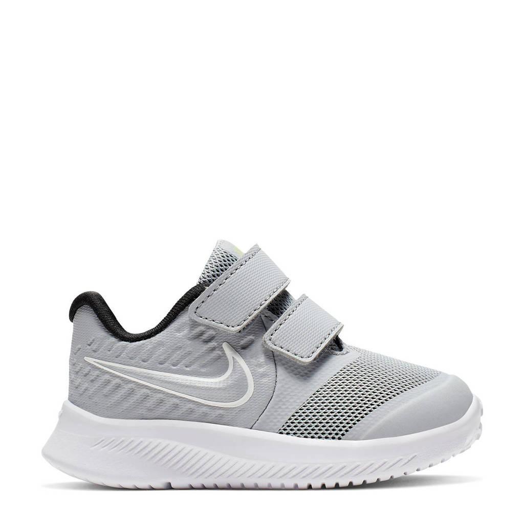 Nike Star Runner 2 sneakers grijs/wit, Grijs/wit
