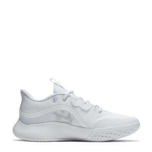 Air Max Volley  tennisschoenen wit/zilver