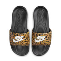 Nike Victori One Slide  badslippers camel/zwart, Camel/zwart
