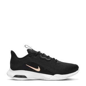 Air Max Volley  tennisschoenen zwart/koper/wit