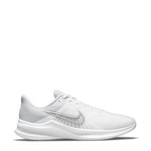 Downshifter 11 hardloopschoenen wit/zilver