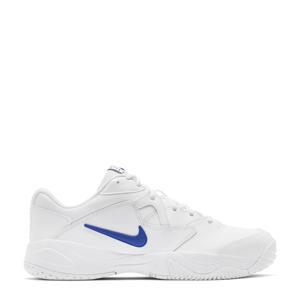 Court Lite 2 sportschoenen wit/blauw