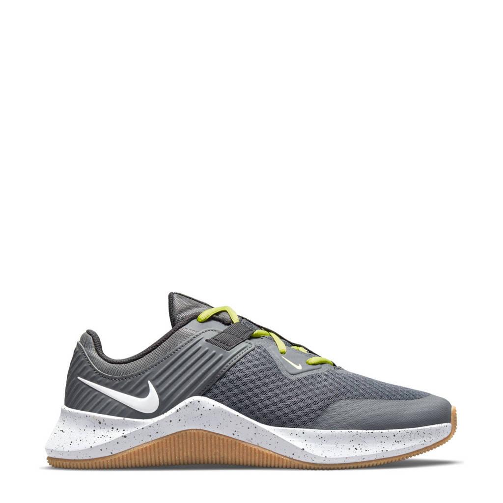 Nike MC Trainer  fitness schoenen grijs/limegroen, Grijs/limegroen