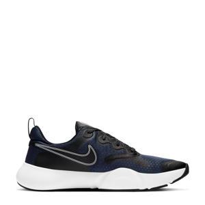 SpeedRep  fitness schoenen donkerblauw/zwart/wit