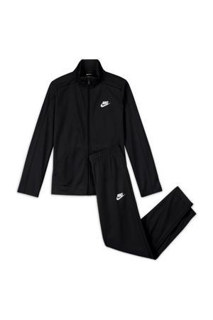unisex joggingpak zwart