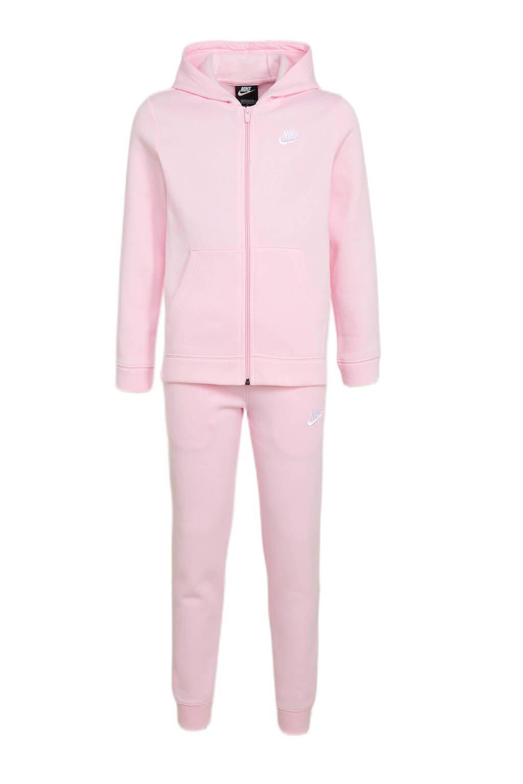 Nike joggingpak roze, Roze