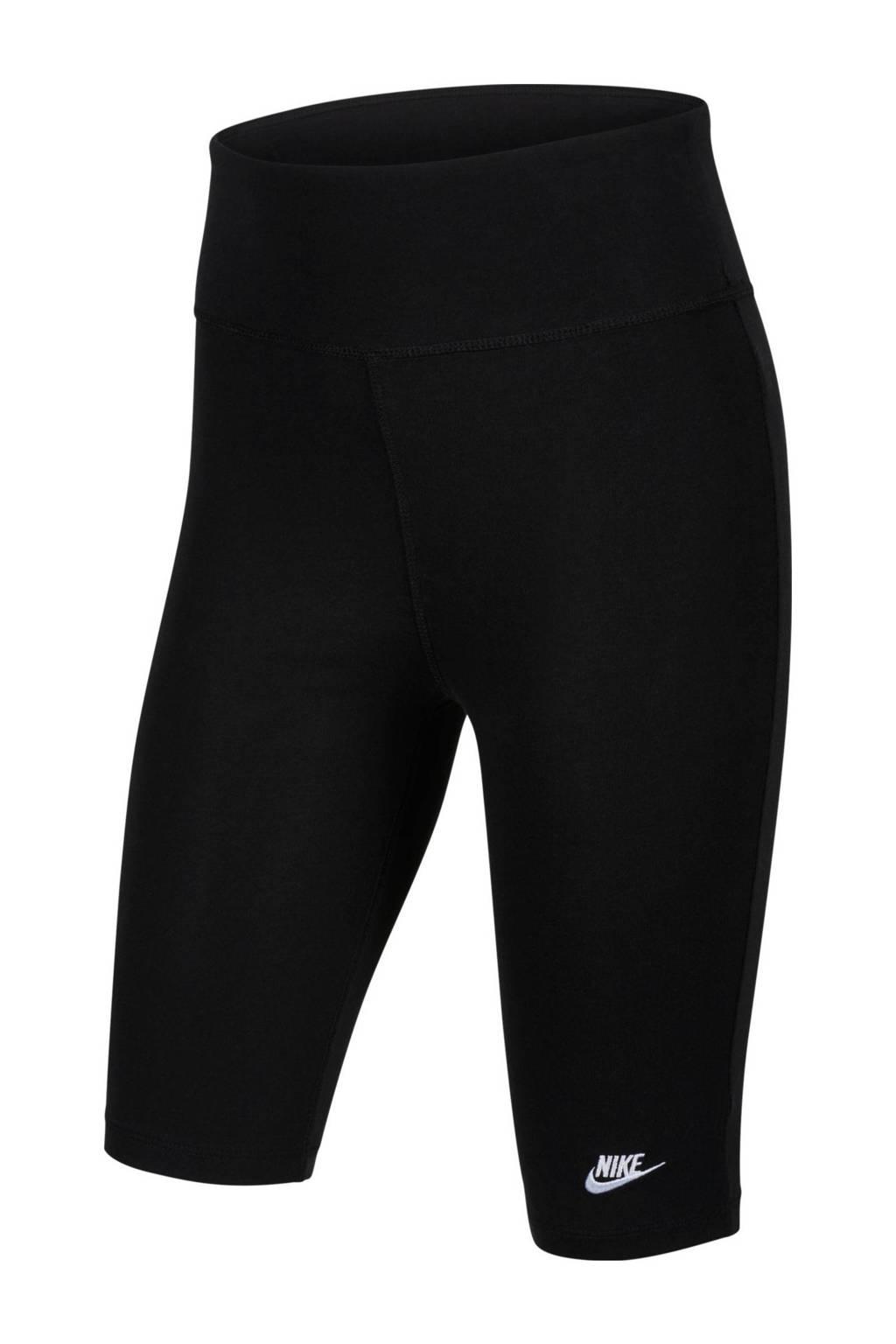Nike cycling short zwart, Zwart