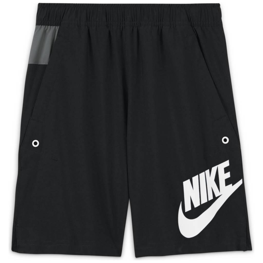 Nike short zwart/grijs, Zwart/grijs