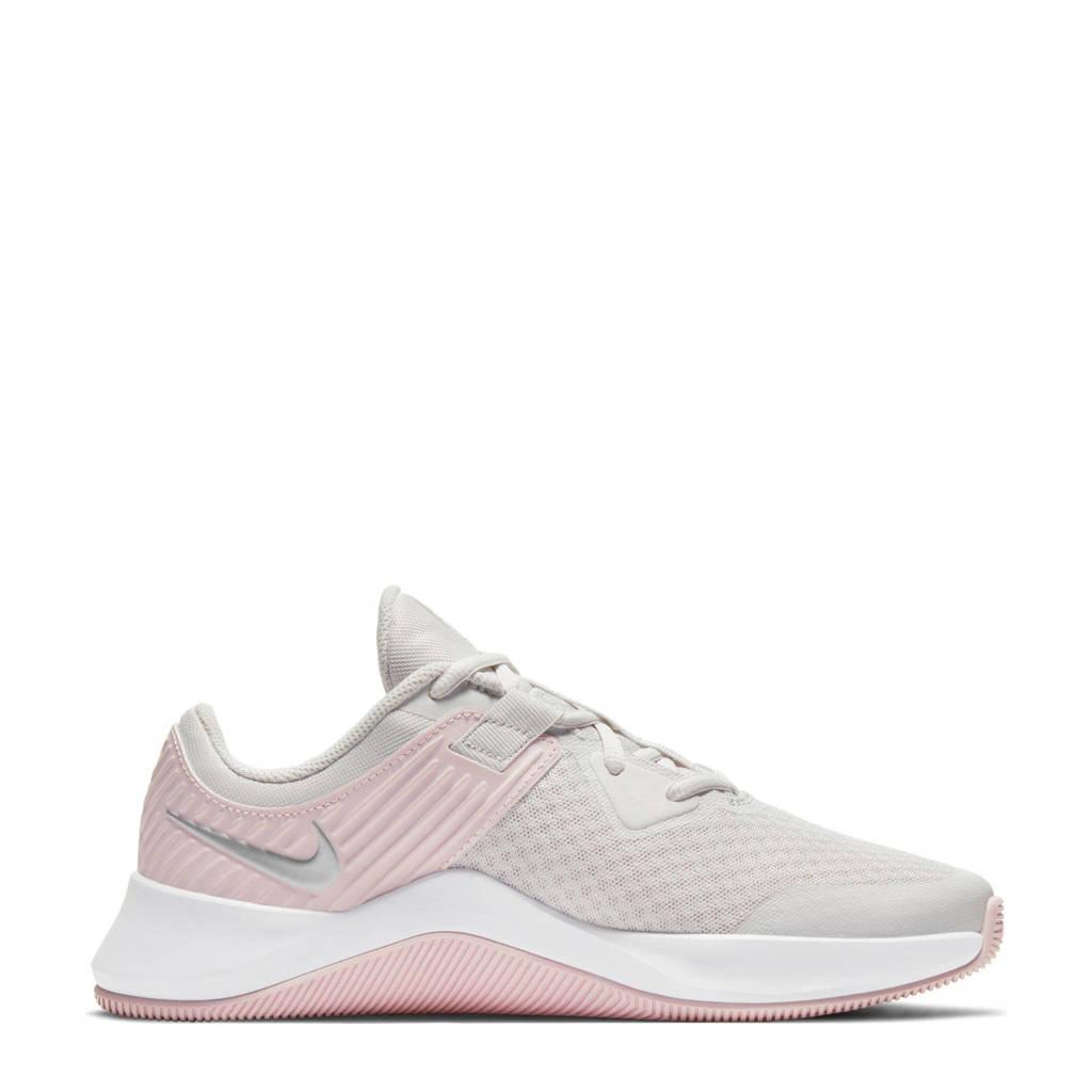 Nike MC Trainer  fitness schoenen ecru/roze, Ecru/roze