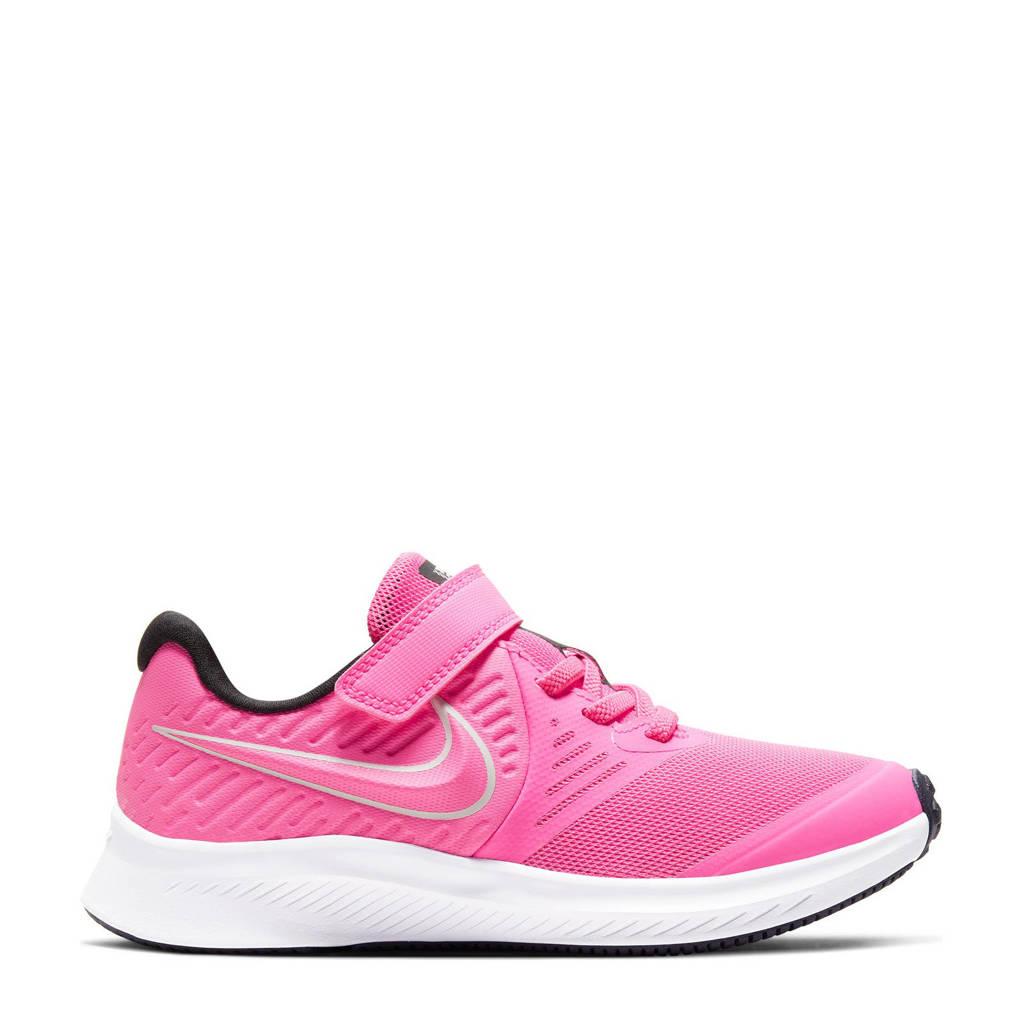 Nike Star Runner 2 (PSV) sneakers roze/grijs/zwart, Roze/grijs/wit