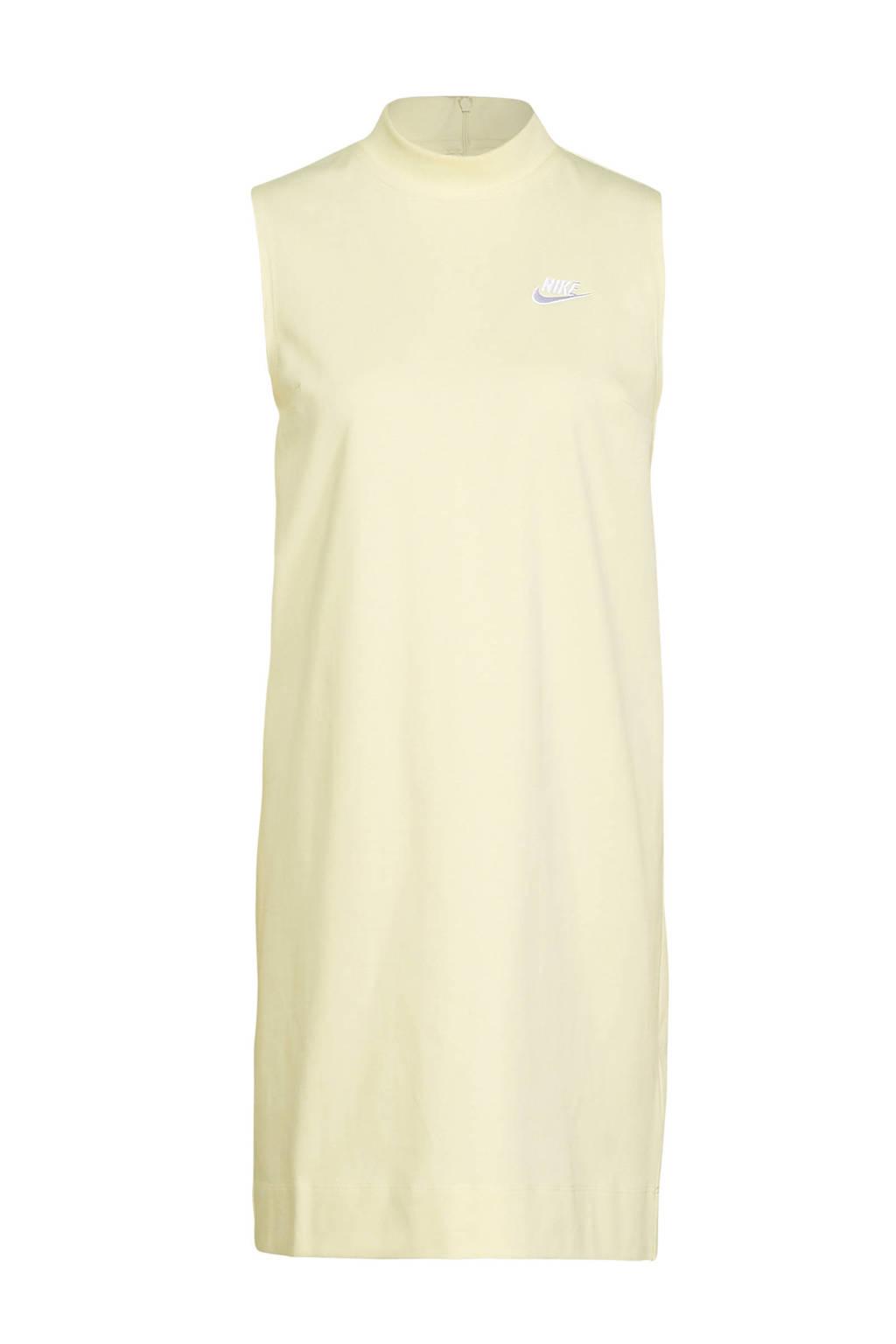 Nike jurk lichtgeel, Lichtgeel