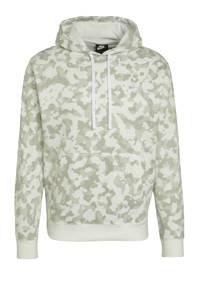 Nike hoodie wit, Wit
