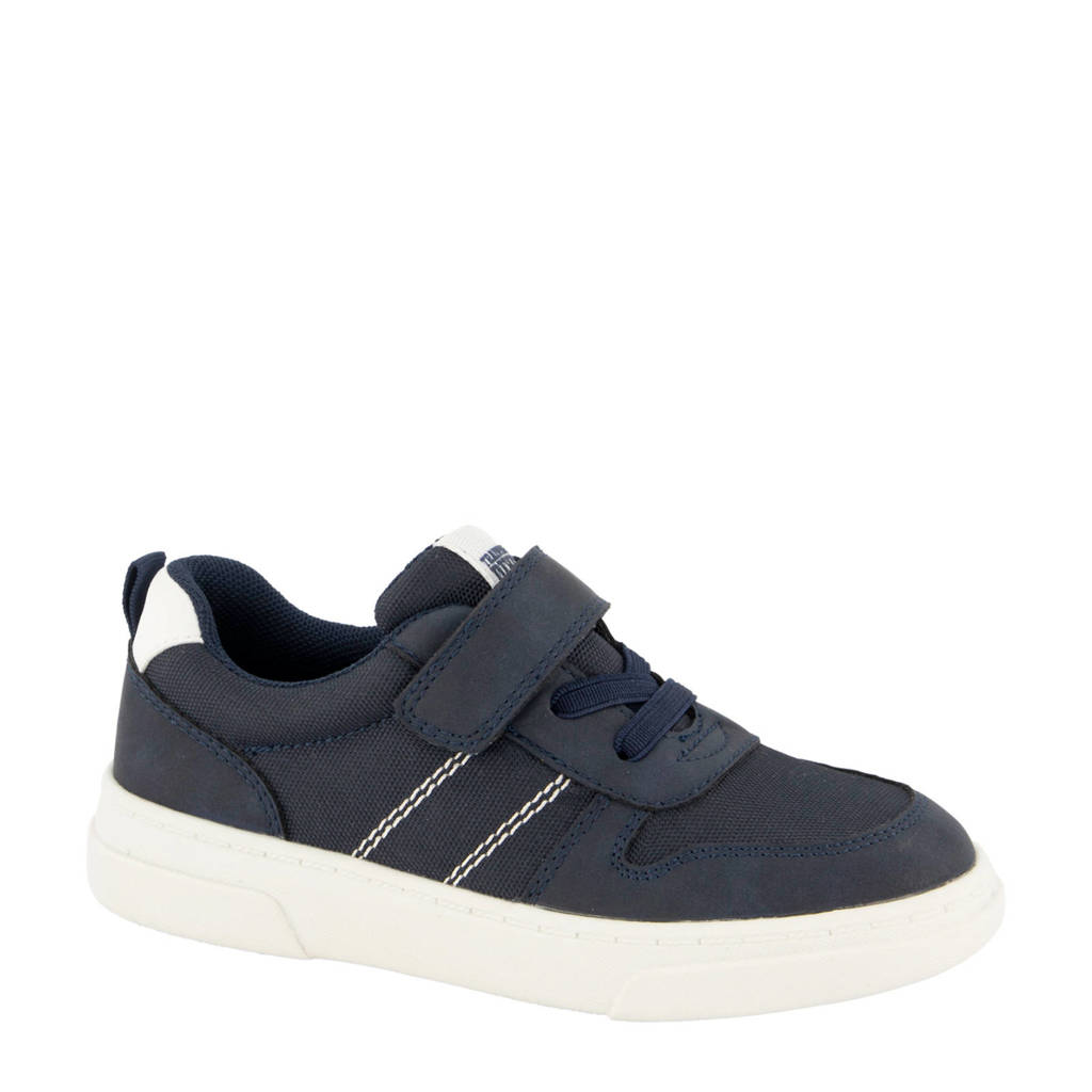 Bobbi-Shoes   sneakers donkerblauw, Donkerblauw