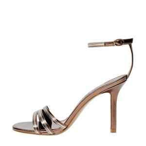 sandalettes koper/goud
