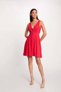 Morgan A-lijn jurk roze, Roze
