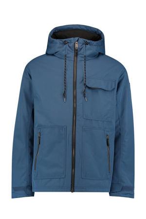 outdoor jas Urban Utility blauw