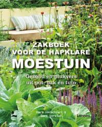 Zakboek voor de hapklare moestuin - Marc Verachtert en Bart Verelst