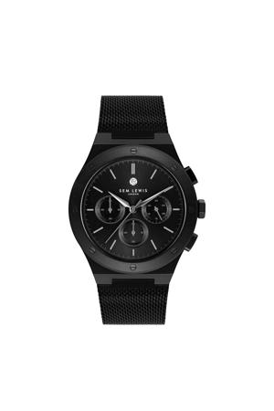 horloge Moorgate Chrono SL1100041 zwart