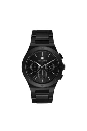 horloge Moorgate Chrono SL1100050 zwart