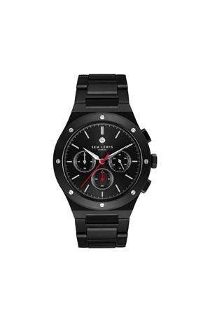 Moorgate Chrono horloge zwart - SL1100053