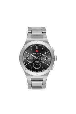 Moorgate Chrono horloge zilverkleurig - SL1100056