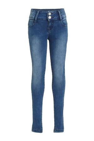 high waist skinny jeans Amazing dark used