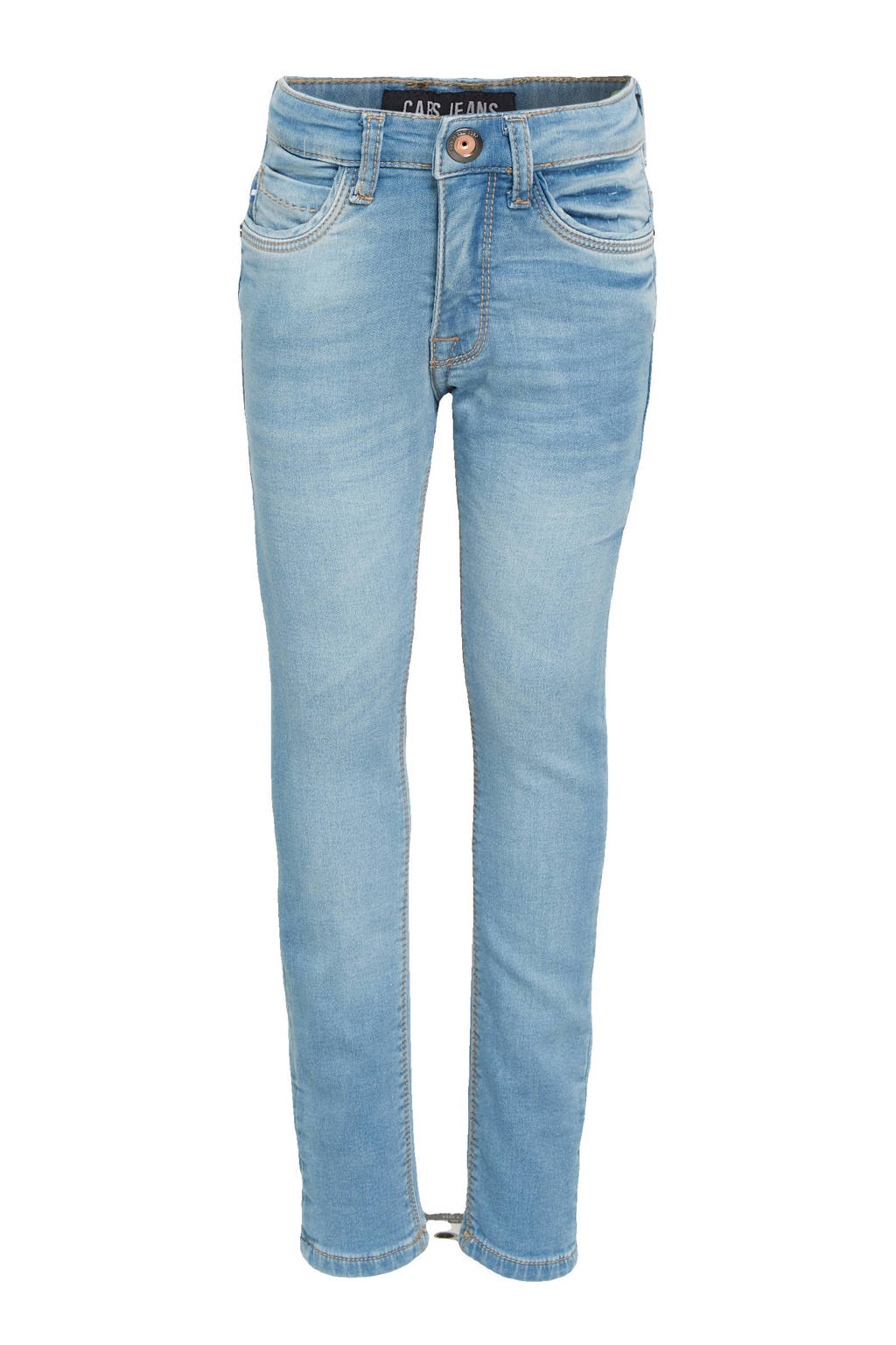 Cars slim fit jeans Burgo bleached used, Bleached used