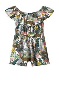 NAME IT MINI jumpsuit Vinaya van gerecycled polyester multi color, Multi color