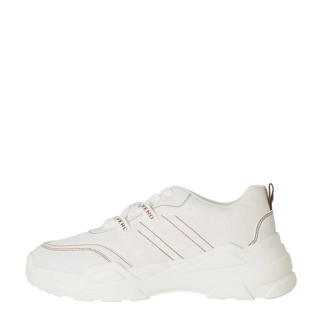 VERO MODA Clever  chunky sneakers wit, Wit