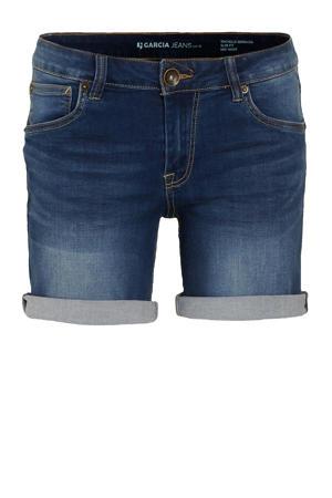 jeans short Rachell dark blue denim
