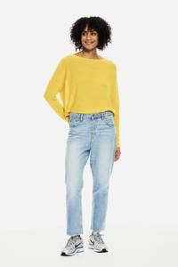 Garcia fijngebreide trui geel, Geel