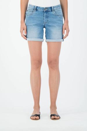 jeans short Rachell medium blue denim