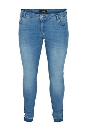 slim fit jeans JCLARA, SANNA JEANS blauw