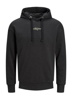 hoodie Stockholm zwart