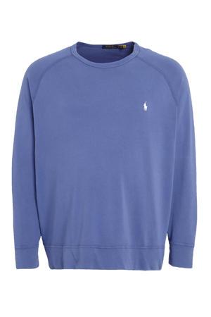 +size longsleeve Plus Size blauw