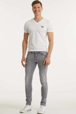 super skinny jeans Gilmour grijs
